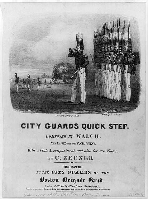 City Guards Quick Step
