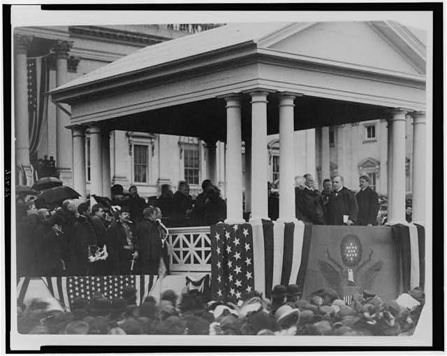 Inauguration of Pres. McKinley
