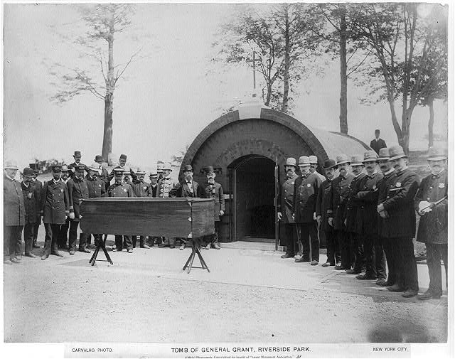Tomb of General Grant, Riverside Park, [N.Y.C.]