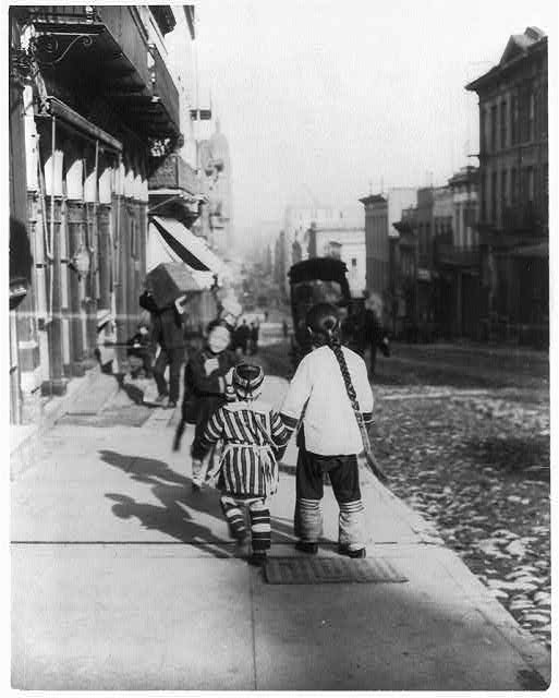 Chinatown, San Francisco, Ca., 1903