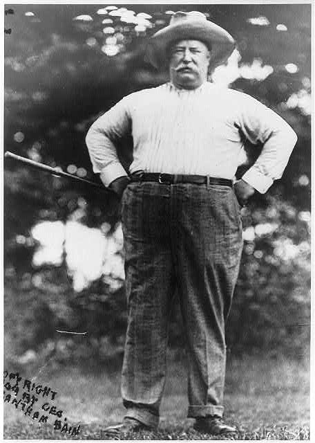 William Howard Taft, Pres. U.S., 1857-1930