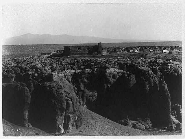 Acoma from the south