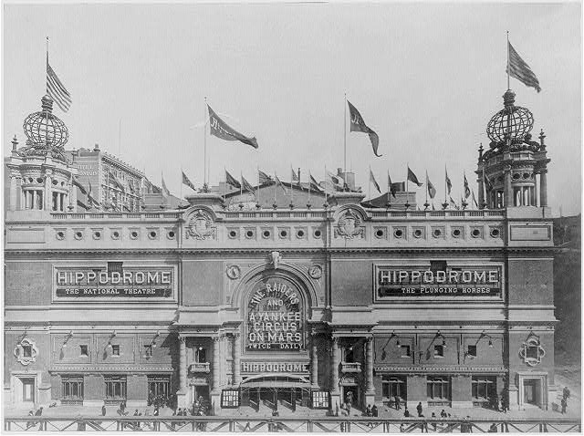 Hippodrome Theatre, New York City