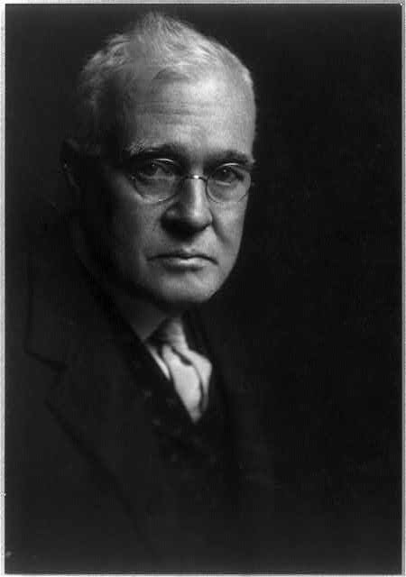 [Horace Fletcher, half-length portrait, facing slightly right]