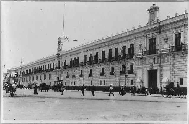 Mexico City, Mexico - National Palace