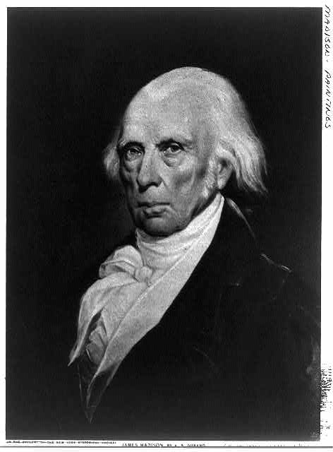 The revolutionary character of james madison