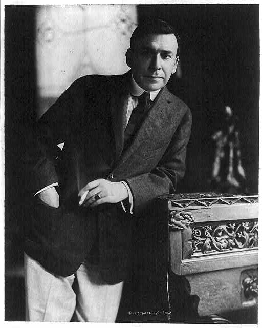 Booth Tarkington, 1869-1946