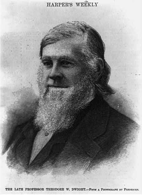 Theodore W. Dwight