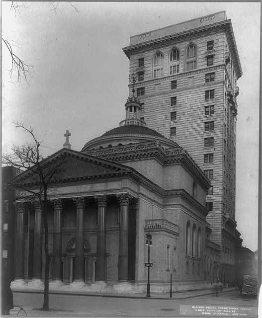 Madison Square Presbyterian Church, New York City