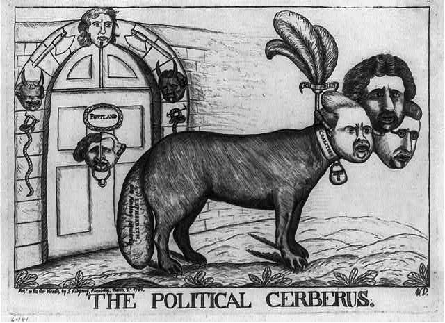 The Political Cerberus