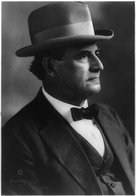 William Jennings Bryan, 1860-1925