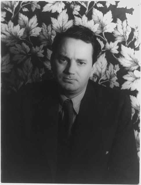 [Portrait of Thomas Wolfe]