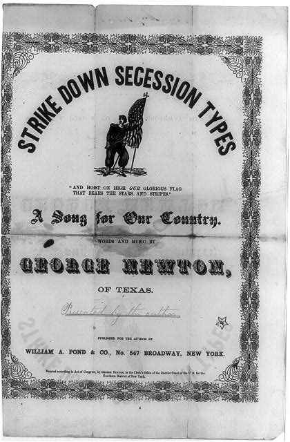 Strike Down Secession Types, by George Newton
