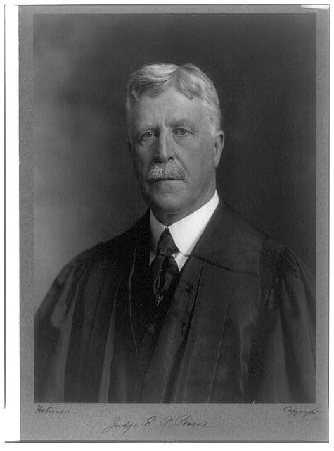 Edward P. Pierce, 1852-1938