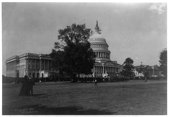 East Front of U.S. Capitol, Washington, D.C.