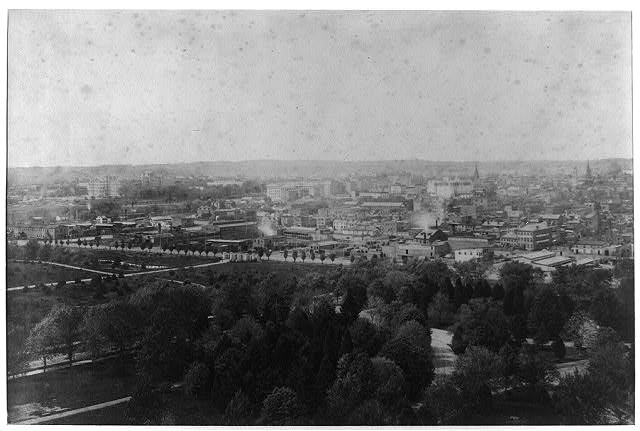 Panoramic view of Washington, D.C.