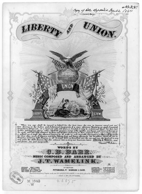 Liberty and union