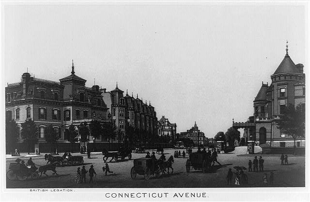 Connecticut Avenue--British Legation