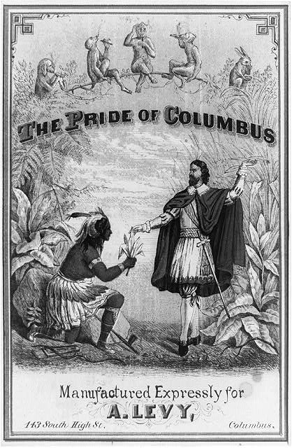 The pride of Columbus