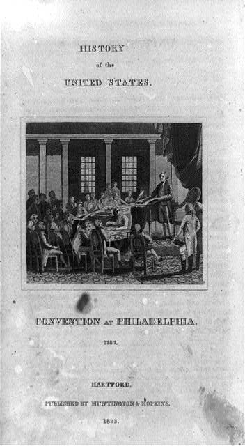 Convention at Philadelphia, 1787