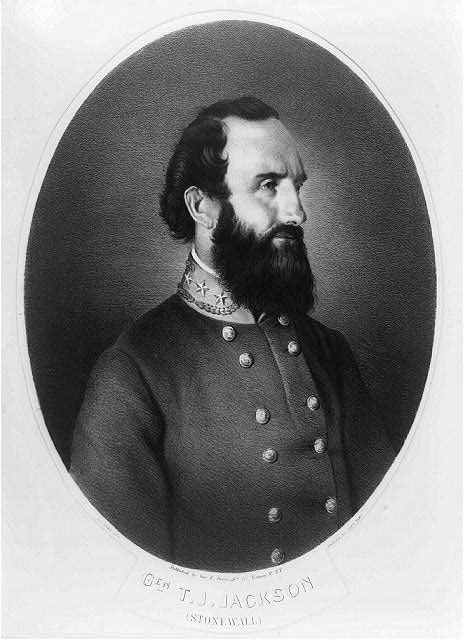 Gen. T.J. Jackson (Stonewall)