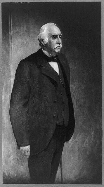 [Edward Jay Allen, three-quarter-length portrait, standing, facing right]