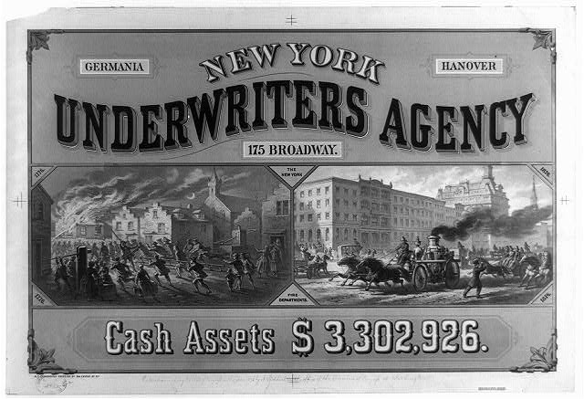 New York Underwriters Agency. Cash assets $3,302,926
