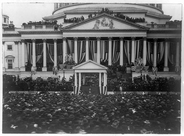 Inauguration of President McKinley