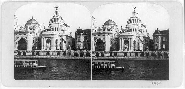 The United States Pavillon [sic], Paris Exposition of 1900
