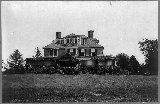[Home of Oscar Straus, Tarrytown, New York]