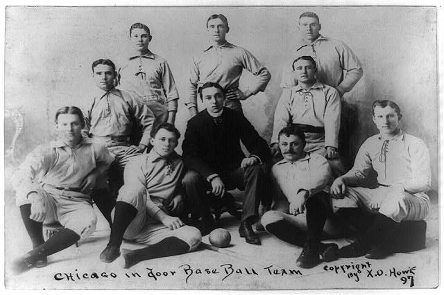 Chicago in door base ball team