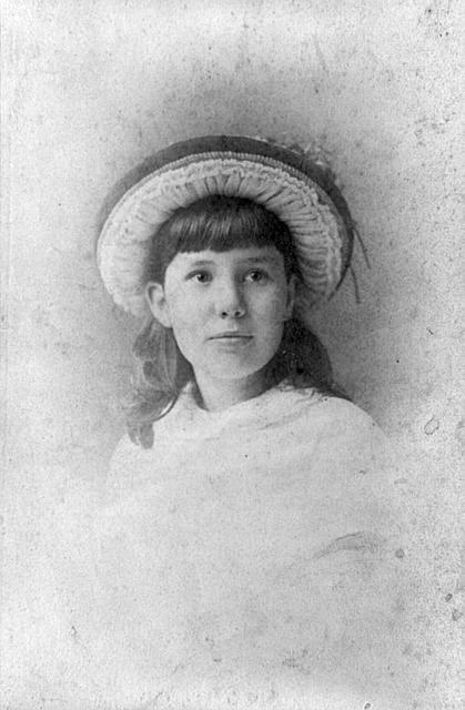 [Ellen Herndon Arthur, head-and-shoulders portrait, facing front]
