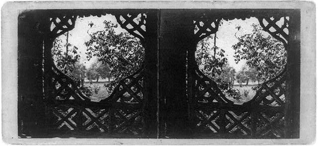 "A visit to the ""Central Park"" in the summer of 1863"