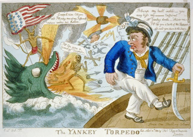 The Yankey torpedo