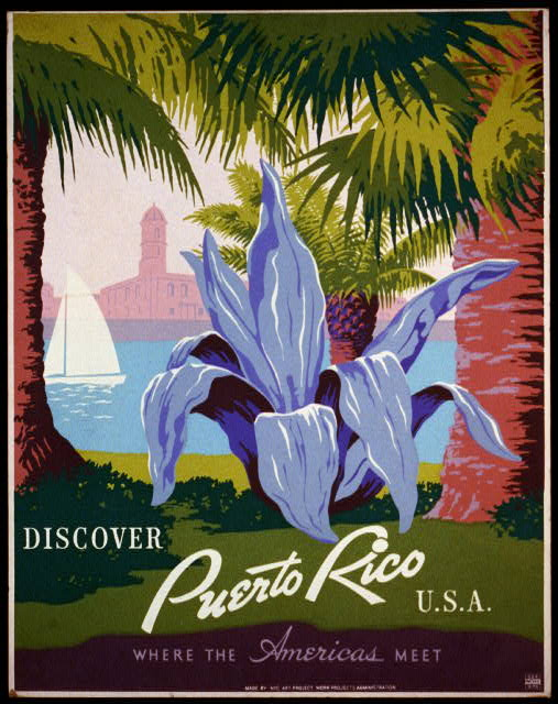 Discover Puerto Rico U.S.A. Where the Americas meet.