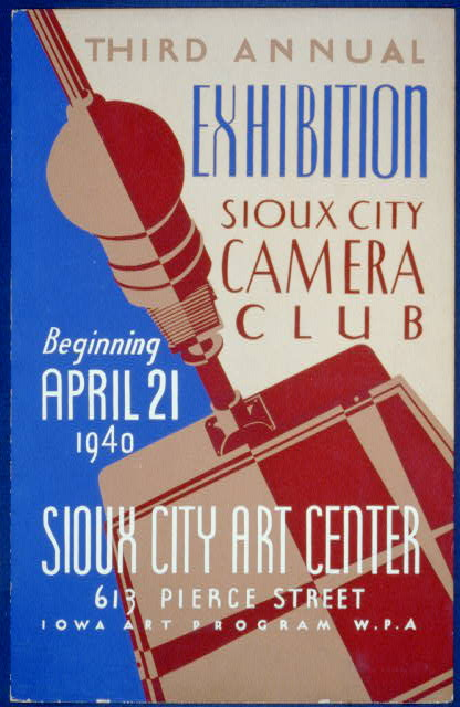 Third annual exhibition, Sioux City Camera Club