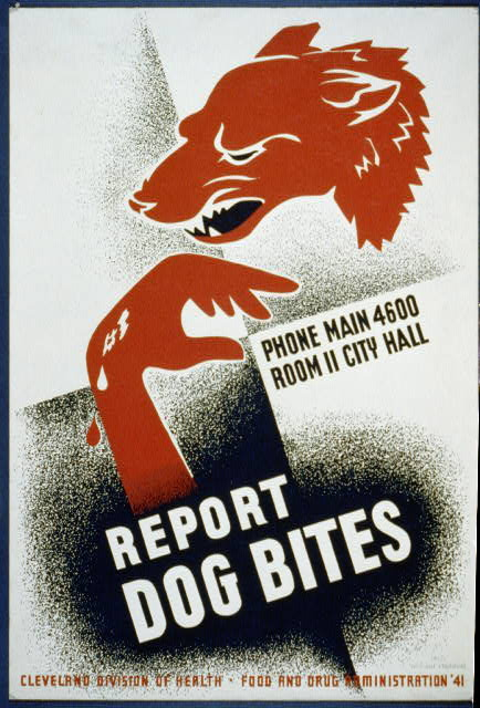 Report dog bites