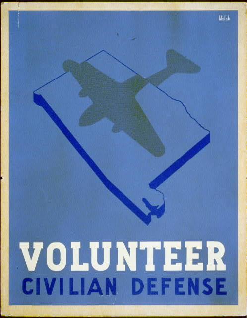 Volunteer civilian defense