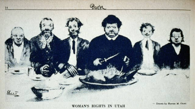 Women's rights in Utah