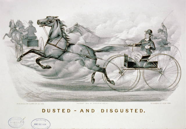 Dusted-and digusted