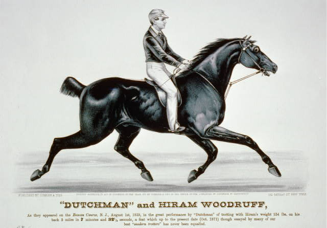 """Dutchman"" and Hiram Woodruff"
