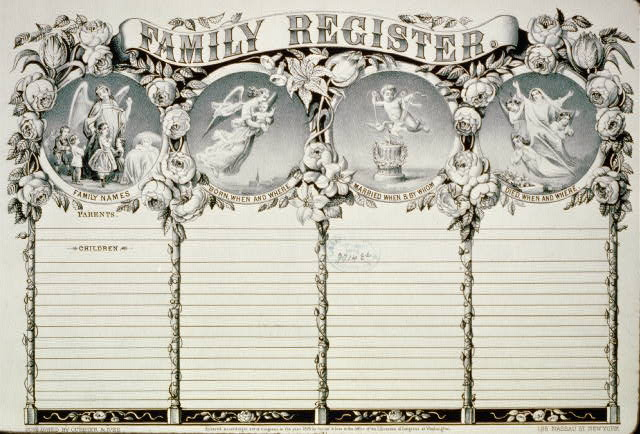 Family register