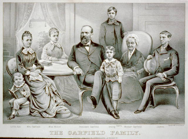 The Garfield family