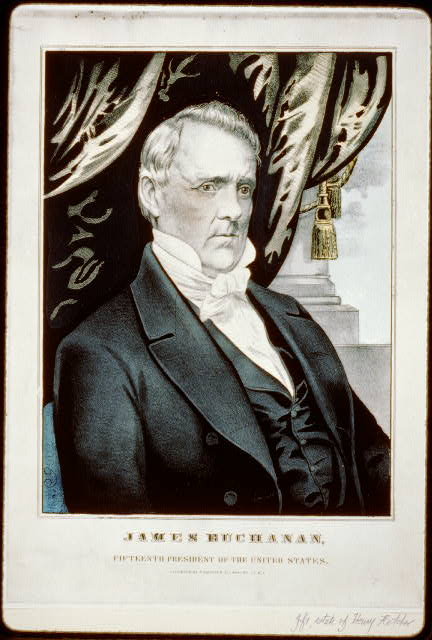 James Buchanan: Fifteenth President of the United States