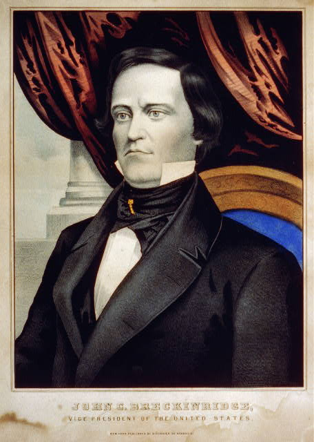 John C. Breckinridge: Vice President of the United States