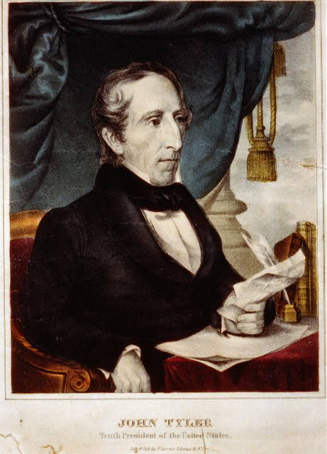 John Tyler: tenth president of the United States