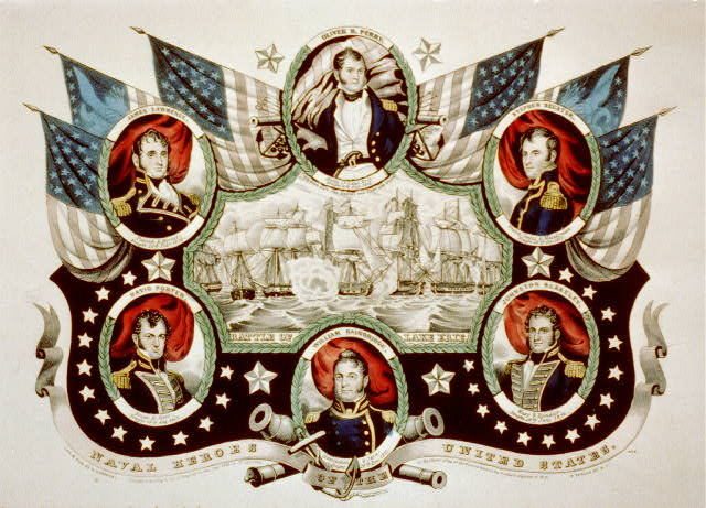 Naval heroes of the United States: no. 1