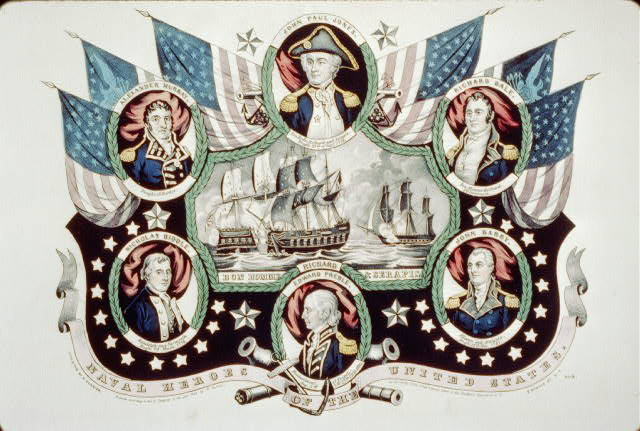 Naval heroes of the United States: no. 3