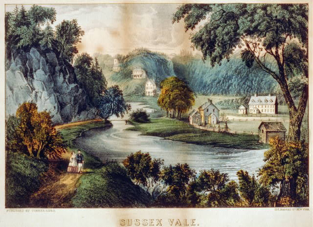 "Sussex Vale: ""New Brunswick"""