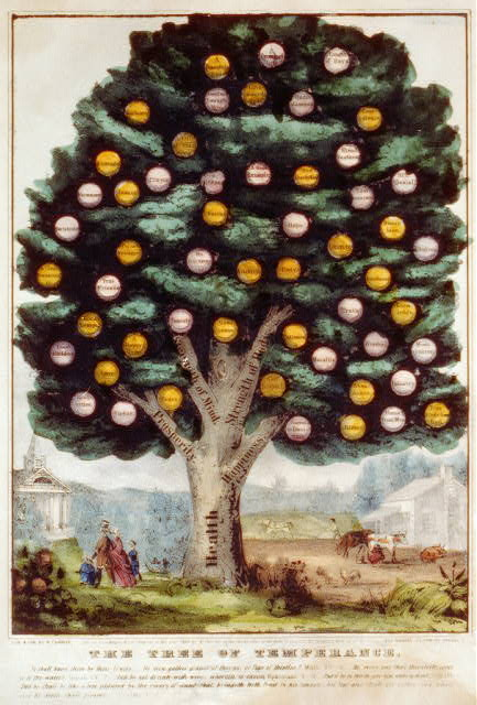 The tree of temperance